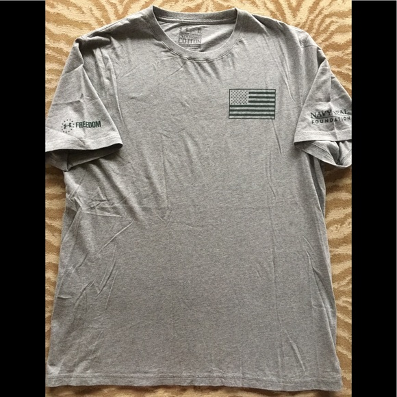 {XL} Under Armour NAVY SEAL Foundation Tee Shirt